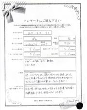 新潟県長岡市 トラブル肌改善の専門家,白井弥衣,ベル・エトワール,お客様の声